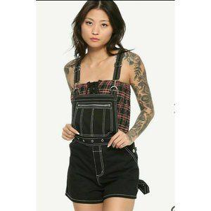 Royal Bones Tripp Daang Goodman Overall Shorts XL